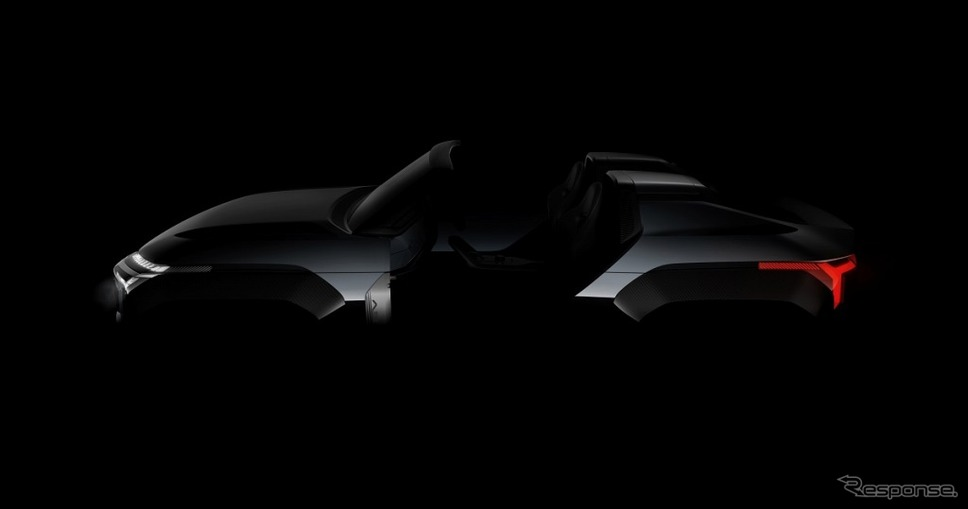 MI-TECHコンセプト《画像:三菱自動車》