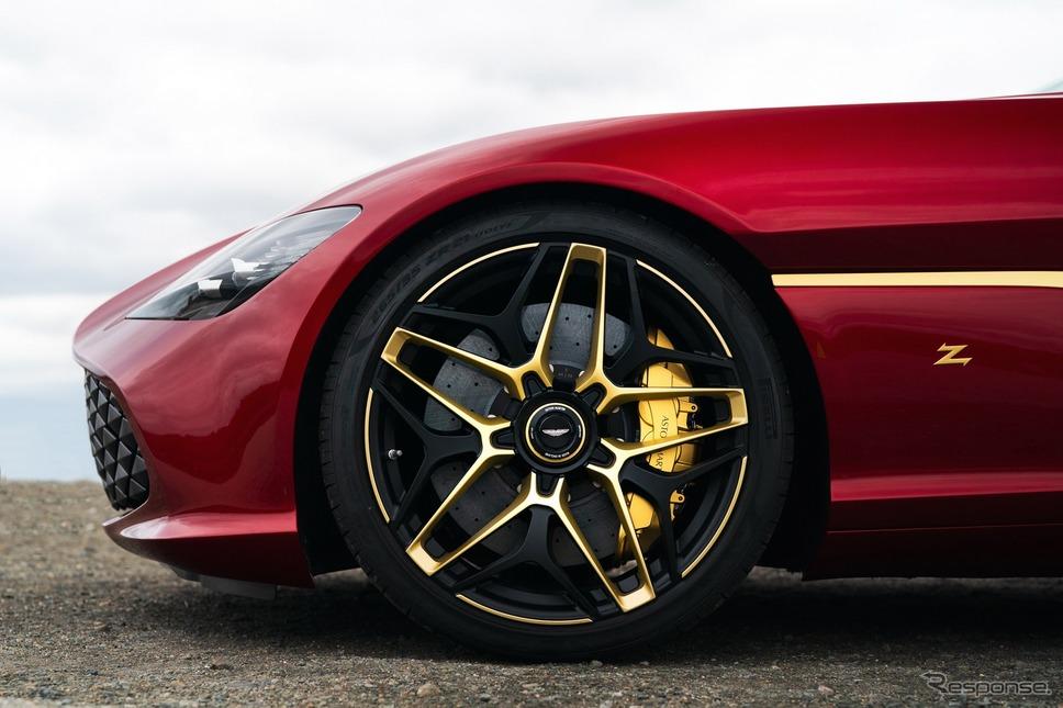 アストンマーティン DBS GT ザガート《photo by Aston Martin》