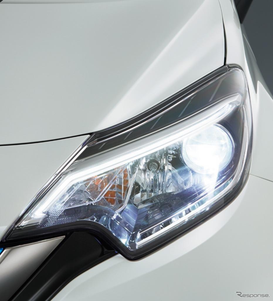 ノート e-POWER NISMO ブラックリミテッド《画像:日産自動車》