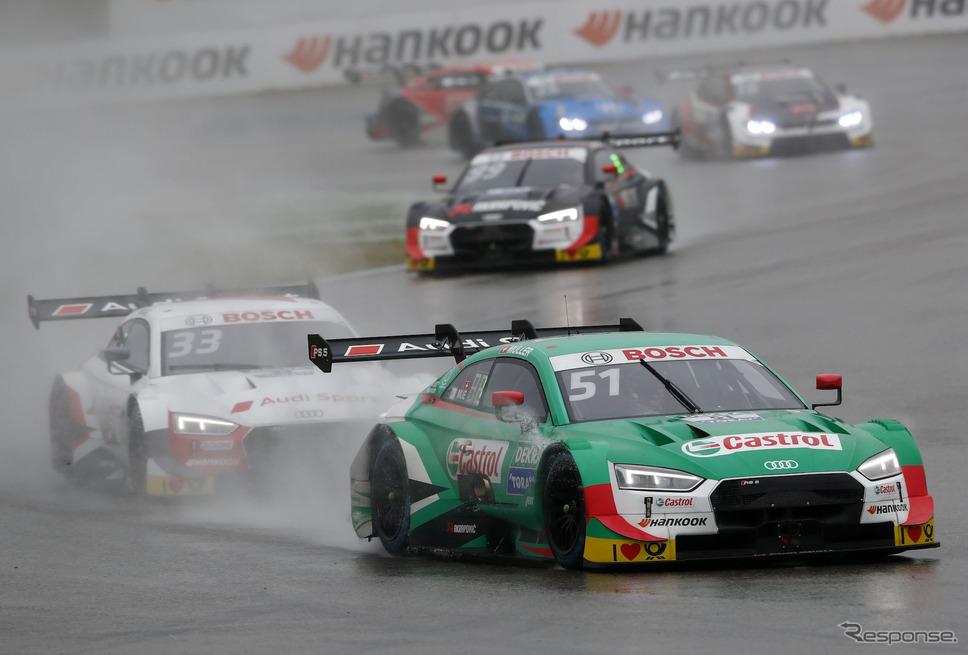 Audi RS 5 DTM《写真提供 DTM》