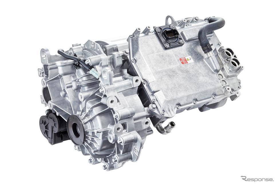 コンチネンタルのパワートレイン新会社が受注したプジョー 208 EVの電動アクスルドライブ《photo by Continental》
