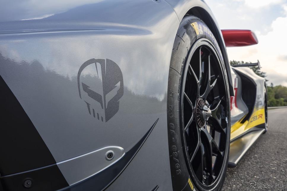 シボレー・コルベットC8.R《photo by Chevrolet》