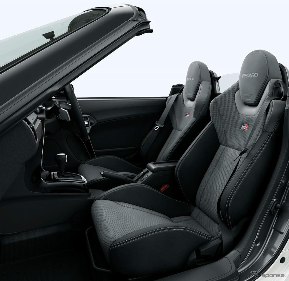 トヨタ コペン GRスポーツ《画像:トヨタ自動車》