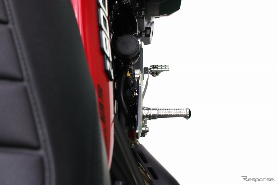 ゲイルスピード Z900/RSフットコントロールキット エラボレート《画像:アクティブ》