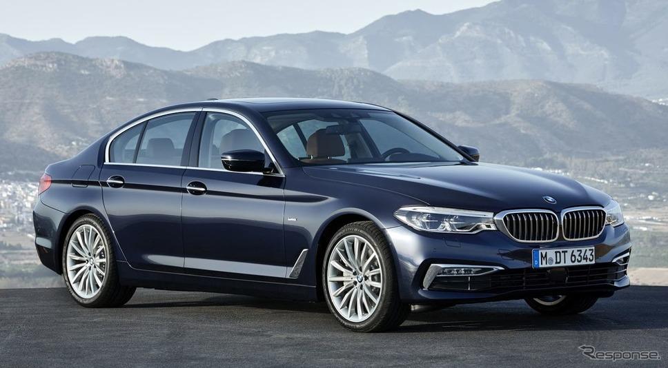 BMW5シリーズ《photo by BMW》