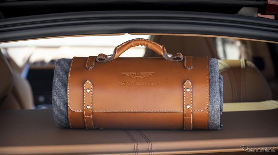 アストンマーティン DBX のオプションアクセサリーパック《photo by Aston Martin》