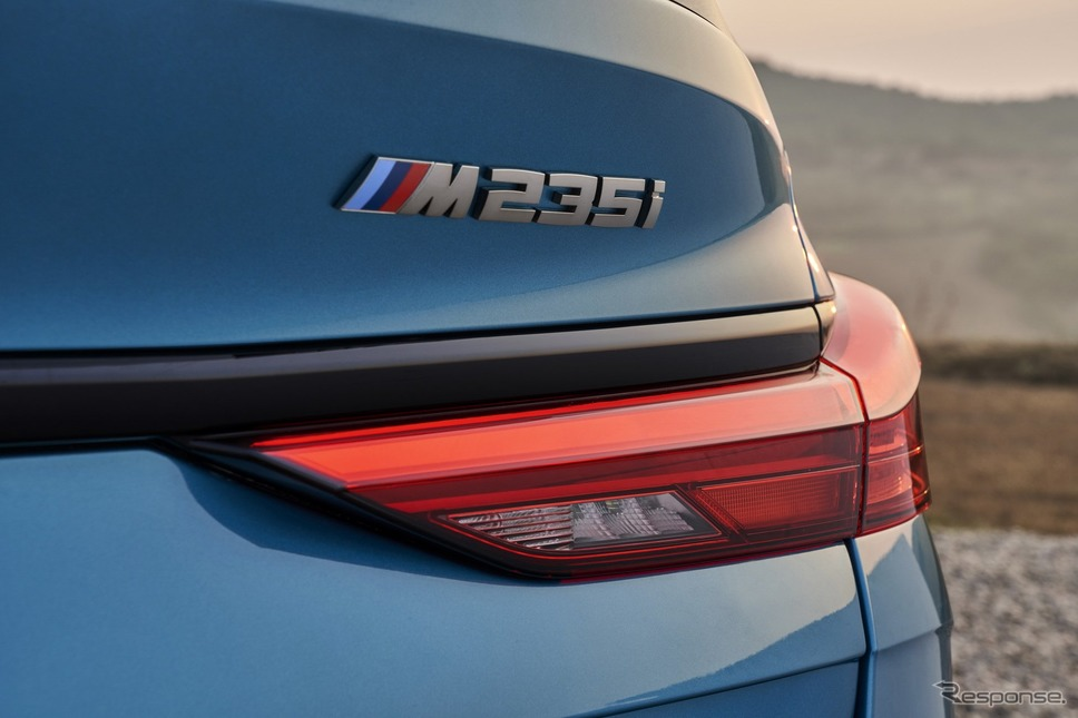 BMW 2シリーズ・グランクーペ の M235i xDrive《photo by BMW》