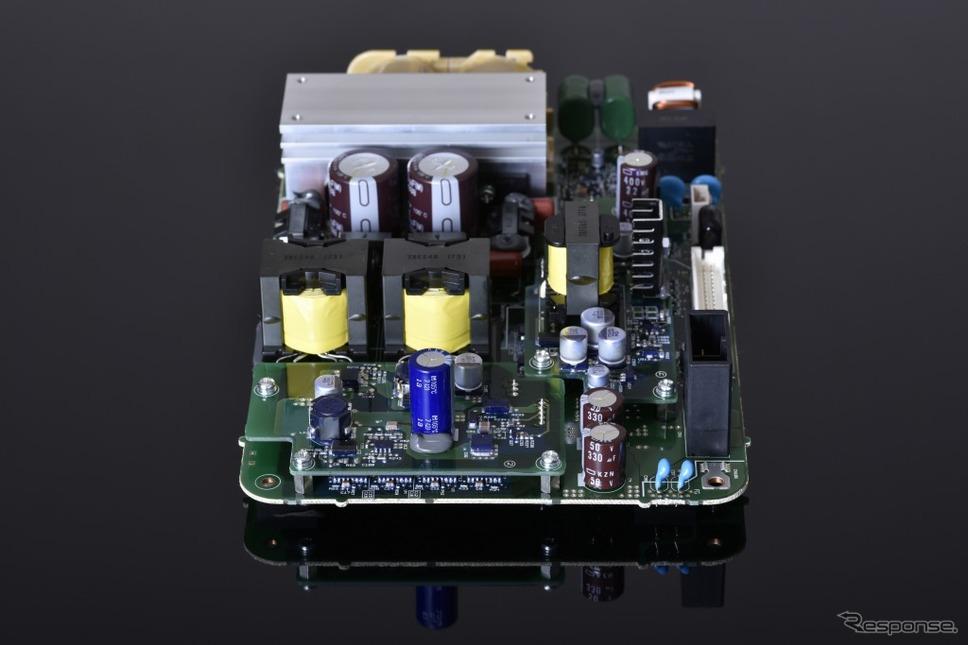 ホンダ LiB-AID E500 for Music インバーター《画像:本田技研工業》