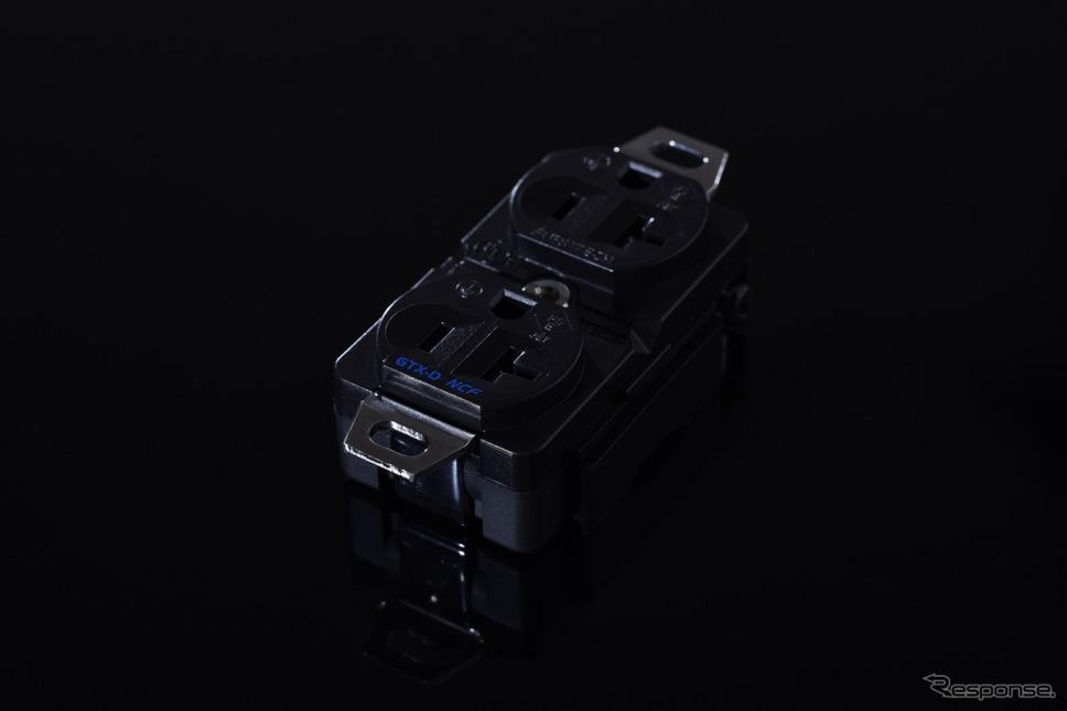 ホンダ LiB-AID E500 for Music コンセント《画像:本田技研工業》