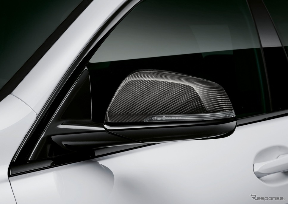 BMW 2シリーズ・グランクーペ のMパフォーマンスパーツ《photo by BMW》