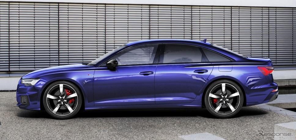 アウディ A6 セダン 新型のPHV「55 TFSI e クワトロ」《photo by Audi》