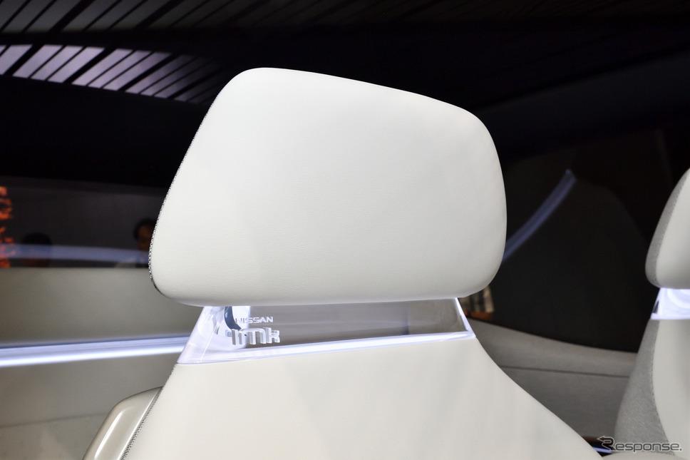 日産 IMk(東京モーターショー2019出品車)《撮影 雪岡直樹》