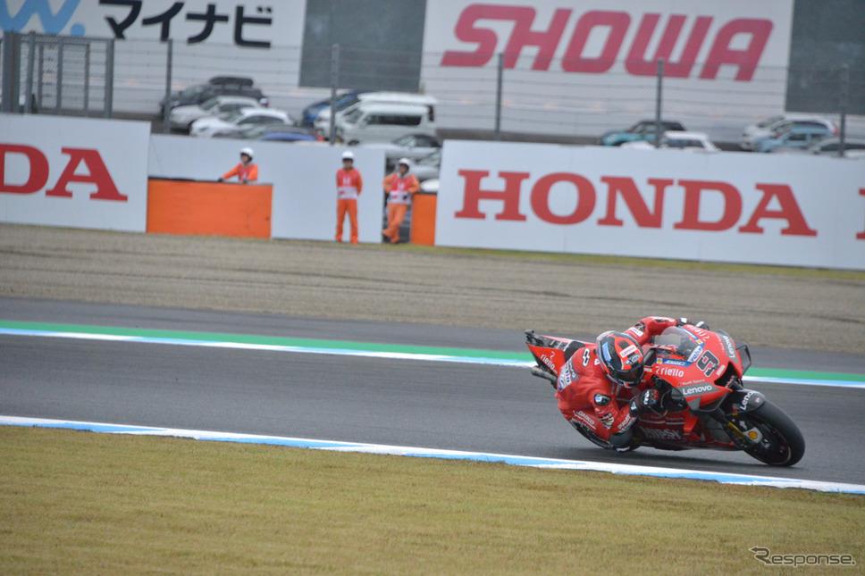 MotoGP 第16戦日本GP《撮影 後藤竜甫》