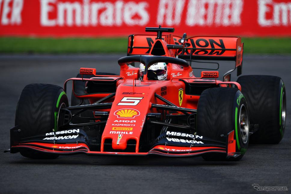 F1メキシコGP《photo (c) Getty Images》
