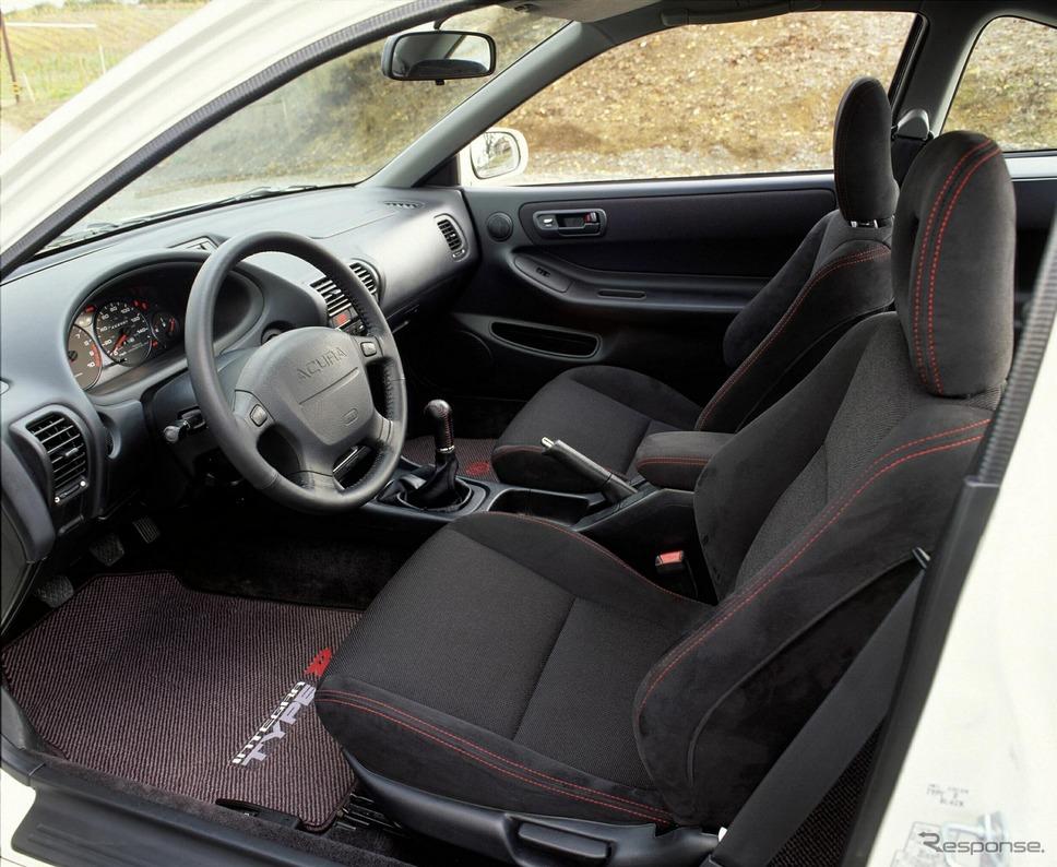 初代アキュラ・インテグラ・タイプR の2001年モデル(参考画像)《photo by Acura》