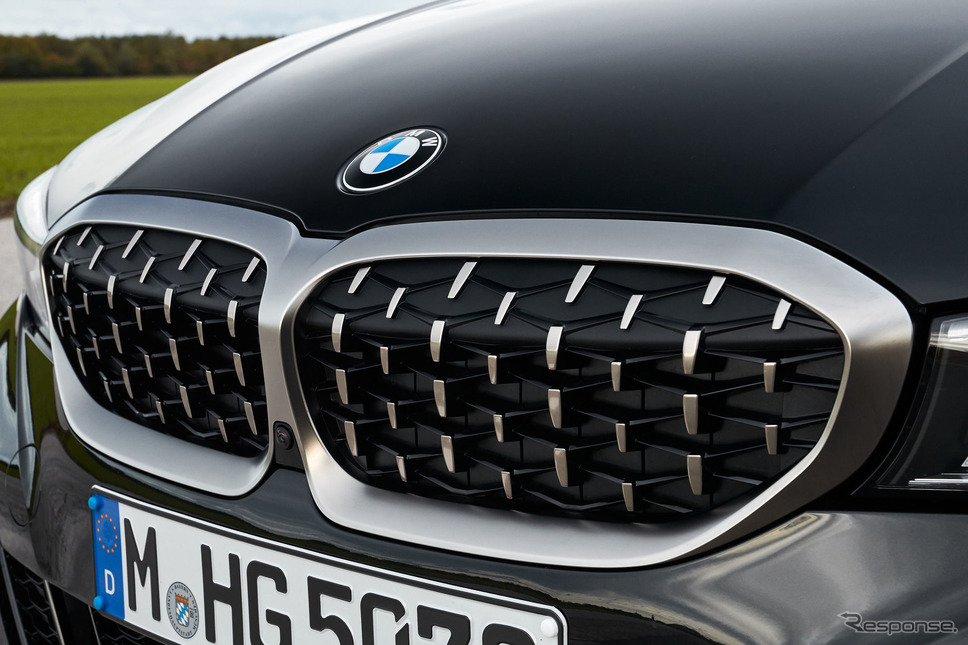 BMW 3シリーズ・ツーリング 新型の M340i xDrive《photo by BMW》