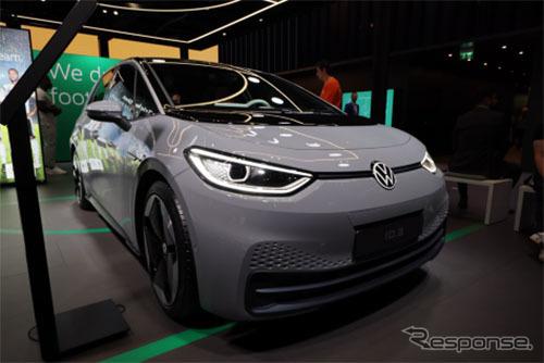 VW ID.3《画像:イード》