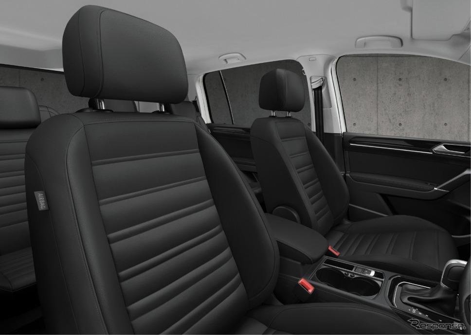VW ゴルフ トゥーラン TDI プレミアム インテリア《画像:フォルクスワーゲングループジャパン》