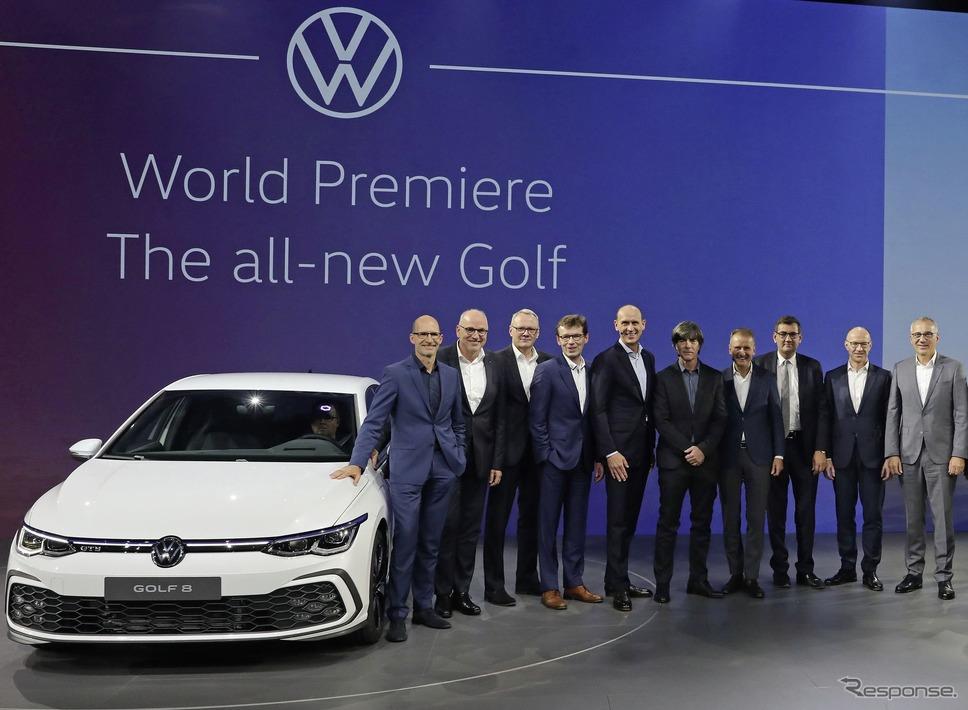 フォルクスワーゲン・ゴルフ GTE 新型《photo by VW》