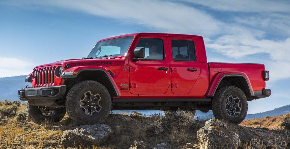 ジープ・グラディエーター《photo by Jeep》