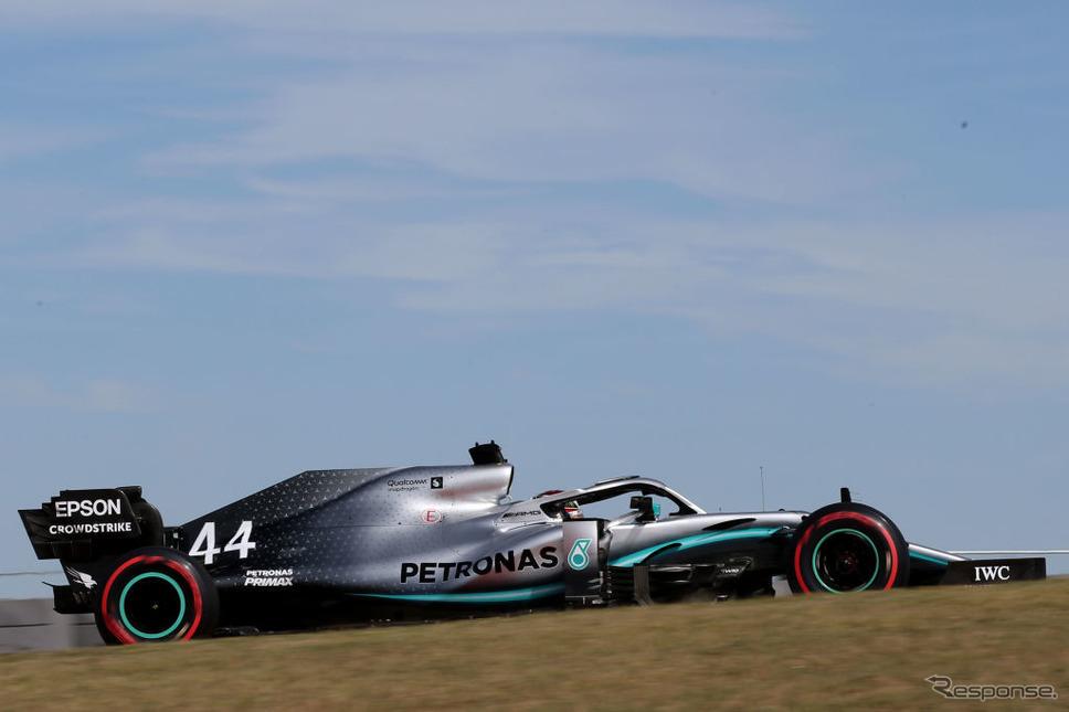 F1アメリカGP(c) Getty Images