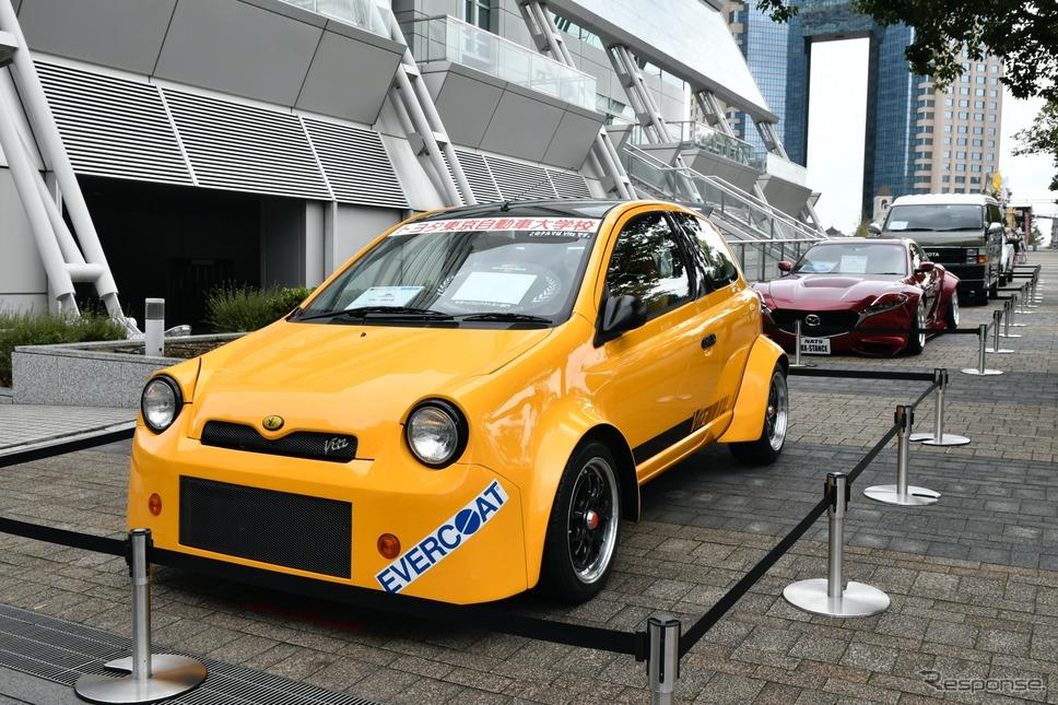 OPEN ROAD(東京モーターショー2019)《撮影 雪岡直樹》