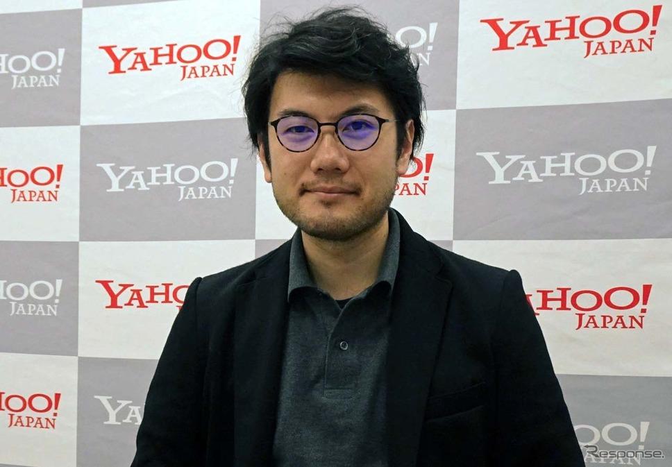 ドライブではナビアプリのチェックを繰り返していると話す、齋藤聖隆氏