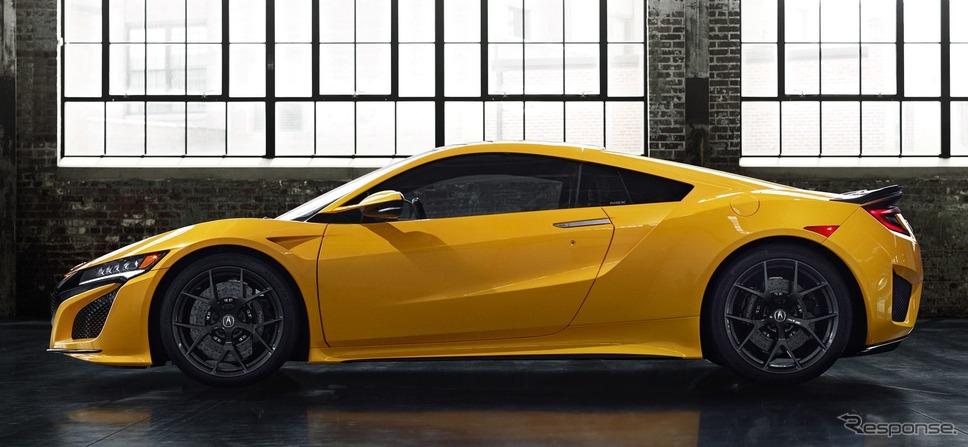 アキュラ(ホンダ)NSX の2020年モデル《photo by Acura》