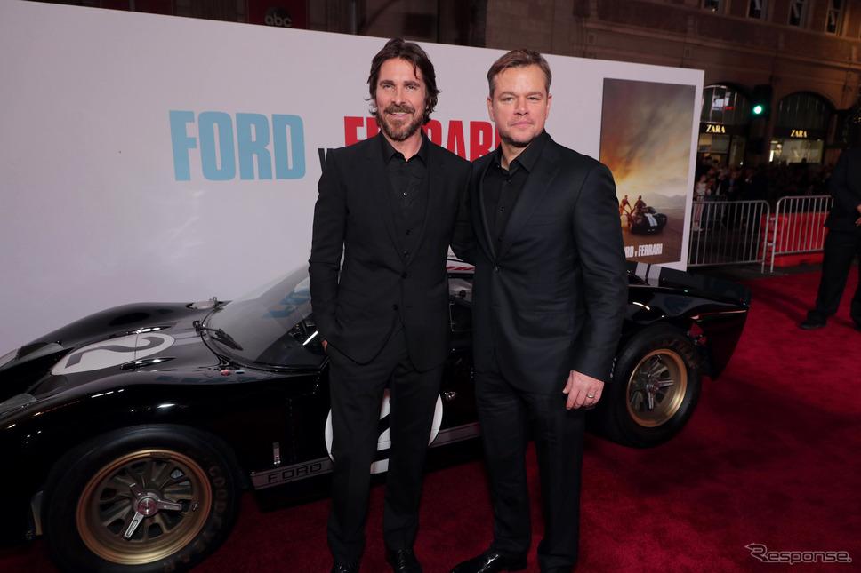 『フォードvsフェラーリ』LAプレミア (c) 2019 Twentieth Century Fox Film Corporation