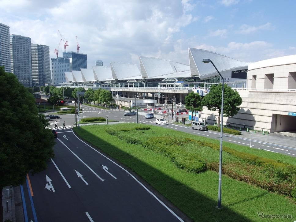 パシフィコ横浜(資料画像)《撮影 高木啓》