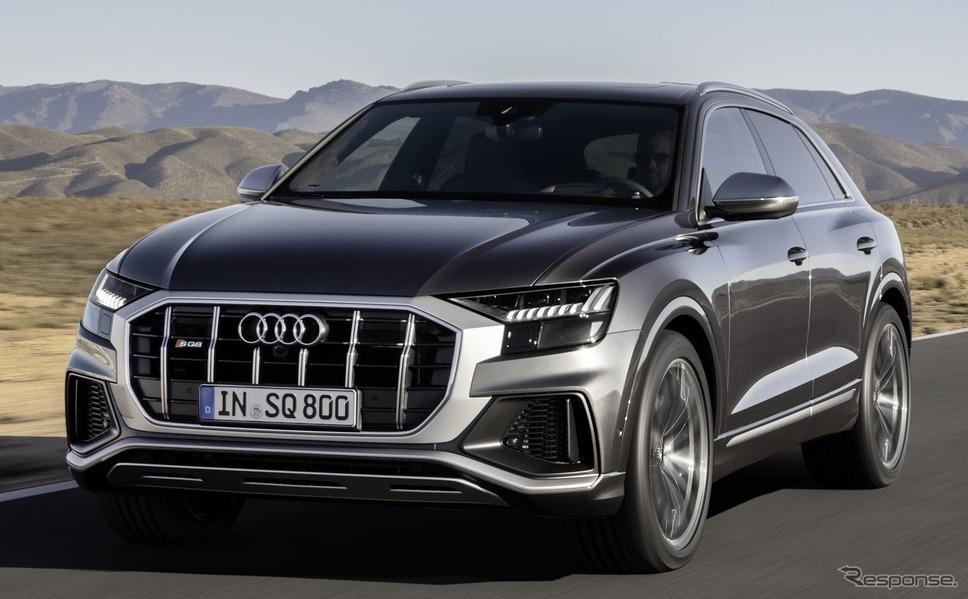 アウディ SQ8(参考画像)《photo by Audi》