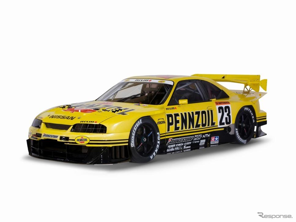 ペンズオイル NISMO GT-R(1998年JGTC シリーズチャンピオン仕様)《画像:日産自動車》
