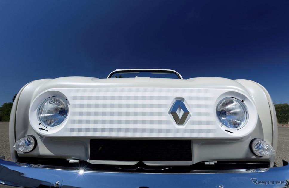 ルノー e-プレネール《photo by Renault》