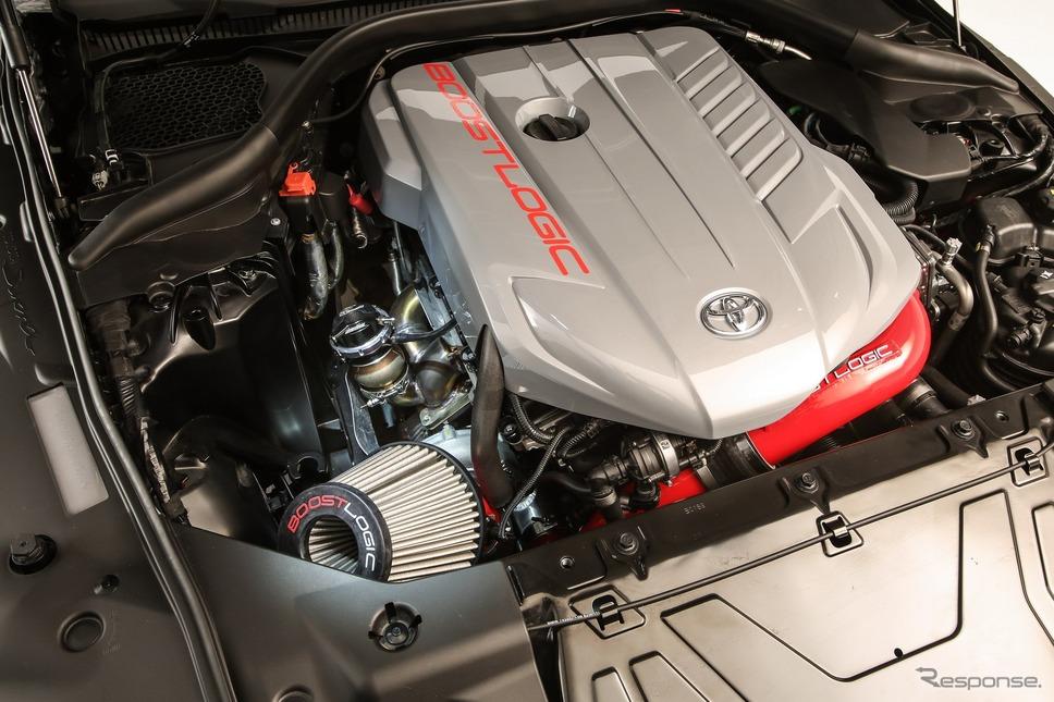 トヨタ GRスープラ・ハイパーブースト・エディション《photo by Toyota》