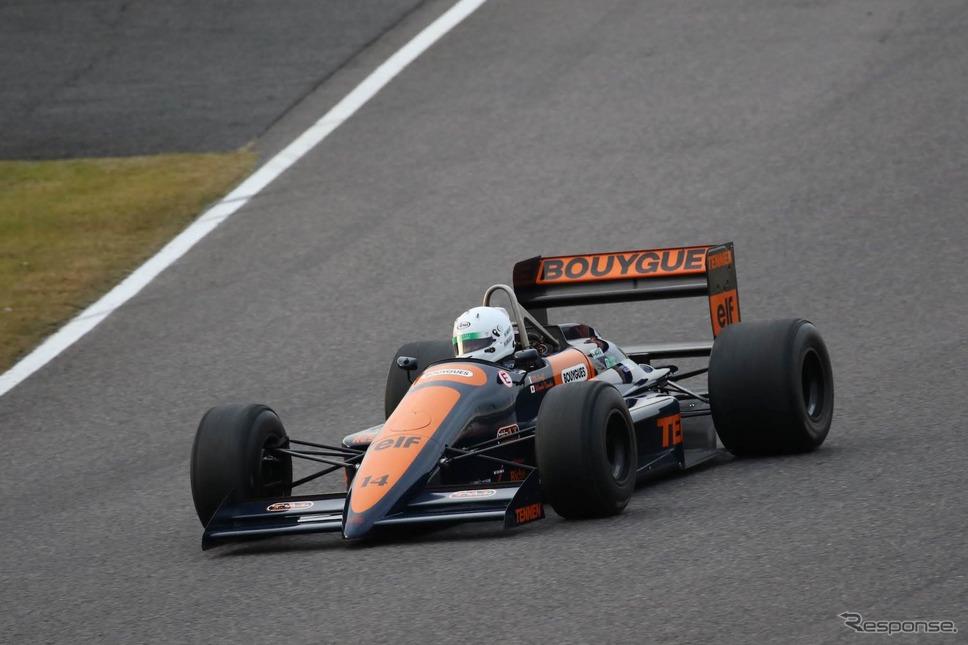 AGS JH23(鈴鹿サウンド・オブ・エンジン2019、Legend of Formula 1出走予定)《写真 モビリティランド》