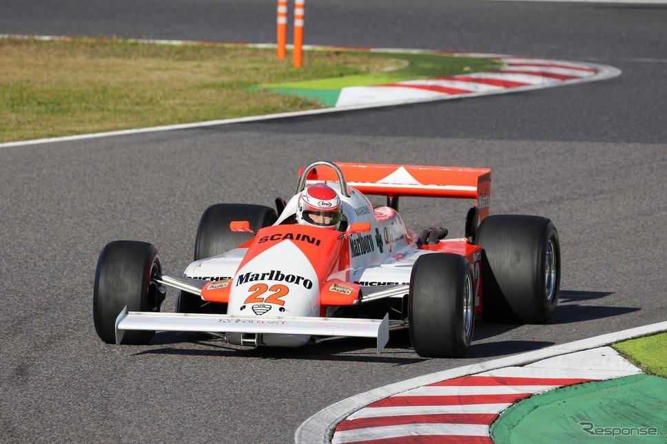 アルファロメオ179C(鈴鹿サウンド・オブ・エンジン2019、Legend of Formula 1出走予定)《写真 モビリティランド》
