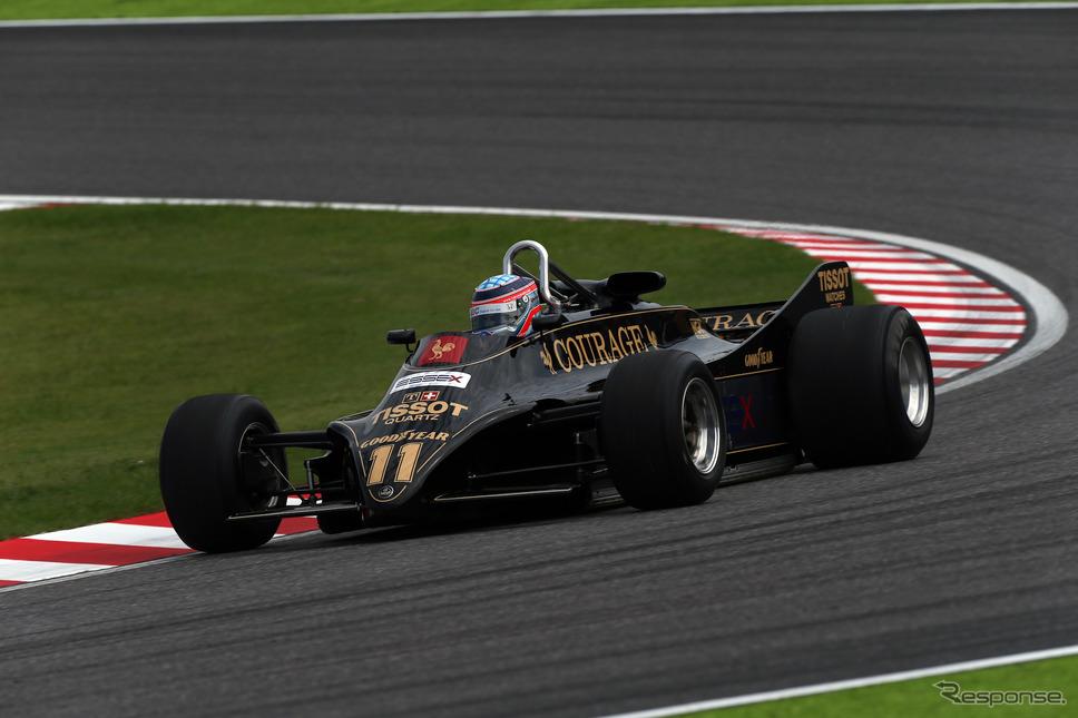ロータス88B(鈴鹿サウンド・オブ・エンジン2019、Legend of Formula 1出走予定)《写真 モビリティランド》