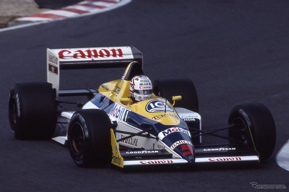 ウィリアムズFW12(鈴鹿サウンド・オブ・エンジン2019、Legend of Formula 1出走予定)《写真 モビリティランド》