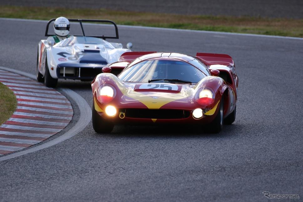 ロータスT70 Mk3(鈴鹿サウンド・オブ・エンジン2019、60's Racing Cars出走予定)《写真 モビリティランド》
