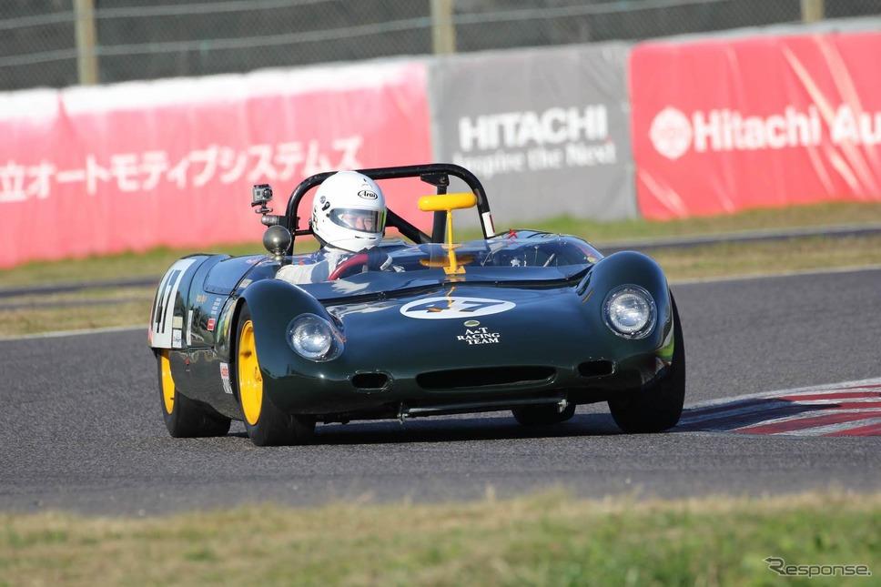 ロータス23B(鈴鹿サウンド・オブ・エンジン2019、60's Racing Cars出走予定)《写真 モビリティランド》