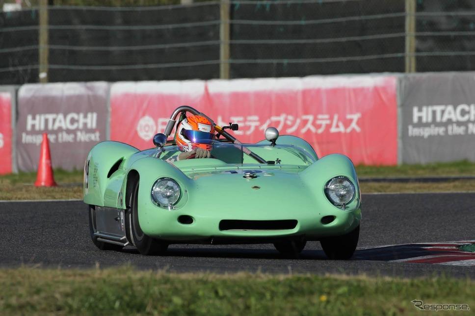 ロータス19(鈴鹿サウンド・オブ・エンジン2019、60's Racing Cars出走予定)《写真 モビリティランド》