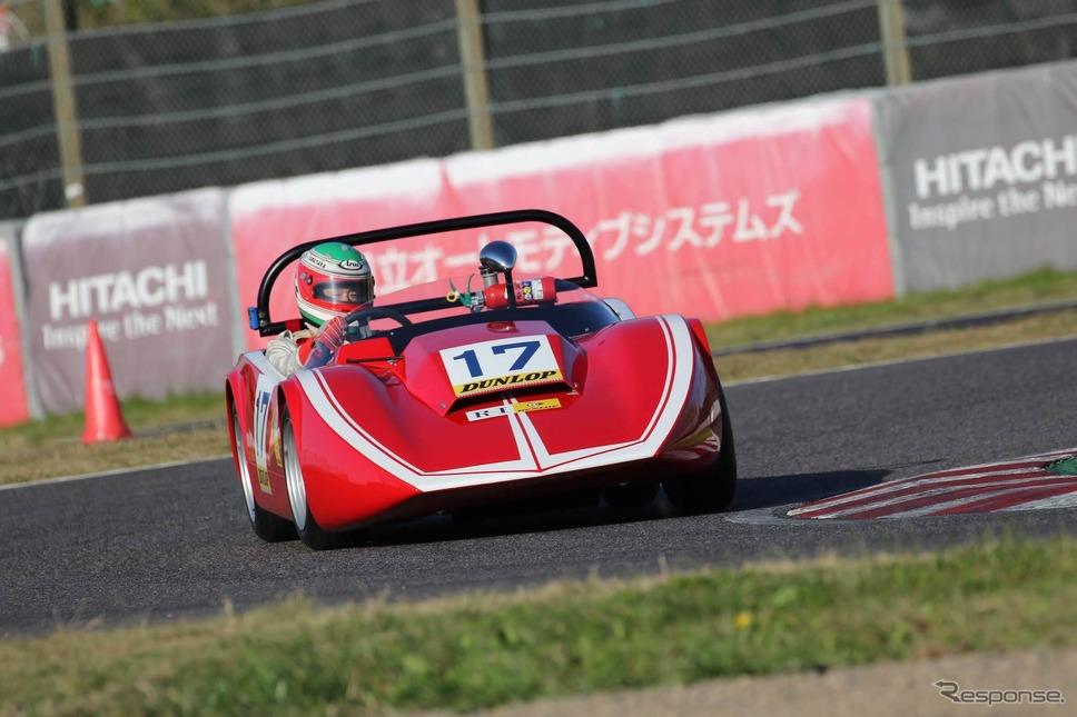 マクランサLM(鈴鹿サウンド・オブ・エンジン2019、60's Racing Cars出走予定)《写真 モビリティランド》