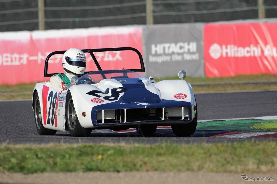 マクランサ(鈴鹿サウンド・オブ・エンジン2019、60's Racing Cars出走予定)《写真 モビリティランド》