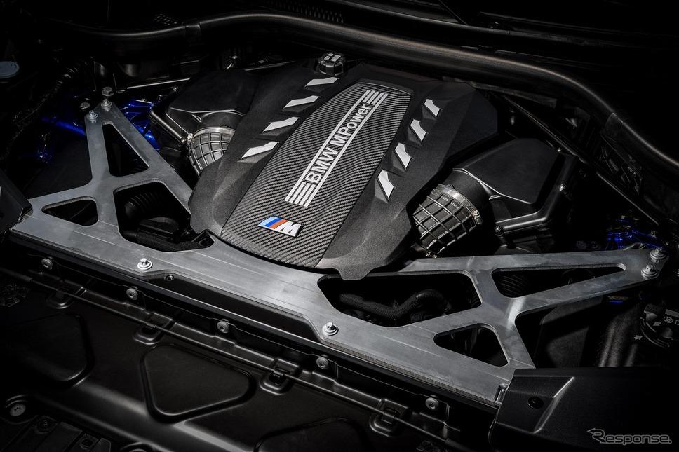 BMW X5 M コンペティション 新型《photo by BMW》