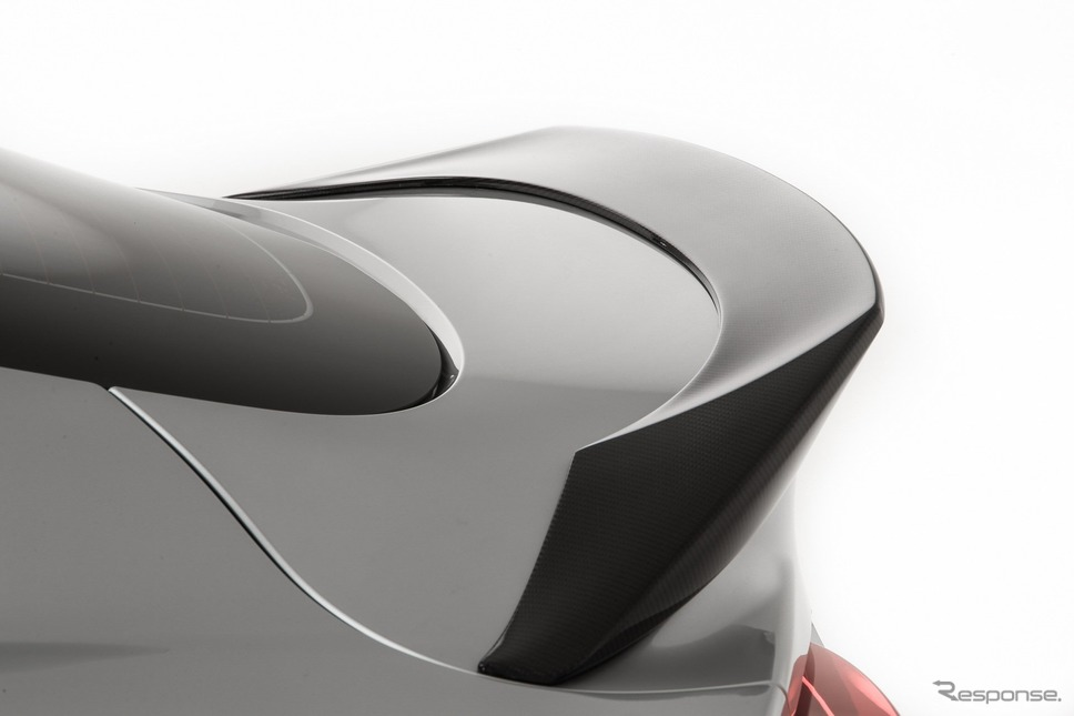 トヨタGRスープラ・パフォーマンスライン・コンセプト《photo by Toyota》