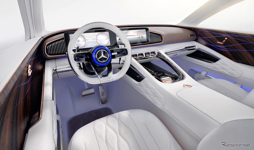 メルセデスマイバッハ・ビジョン・メルセデスマイバッハ・アルティメート・ラグジュアリー(参考画像)《photo by Mercedes-Benz》