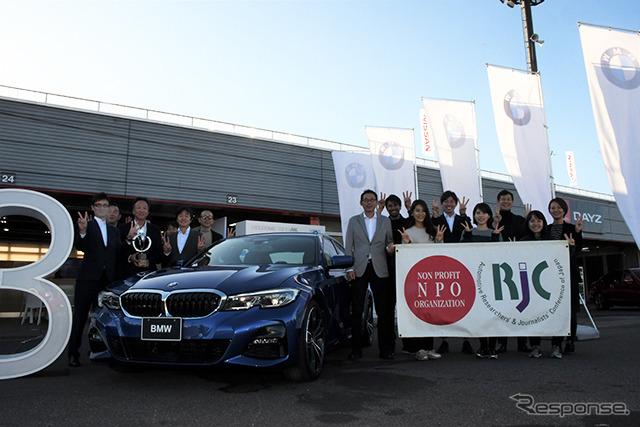 BMW 3シリーズ《画像:日本自動車研究者・ジャーナリスト会議》