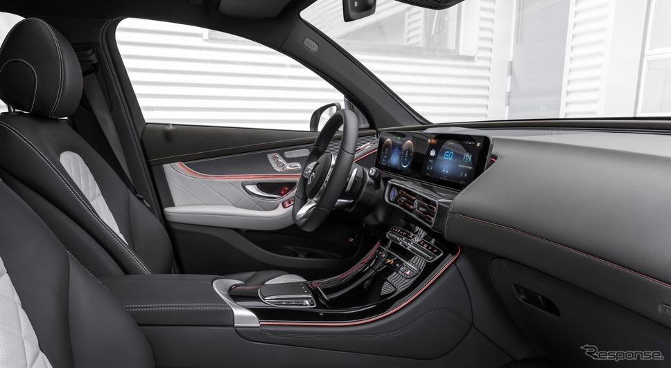 メルセデスベンツ EQC(欧州仕様)《photo by Mercedes-Benz》