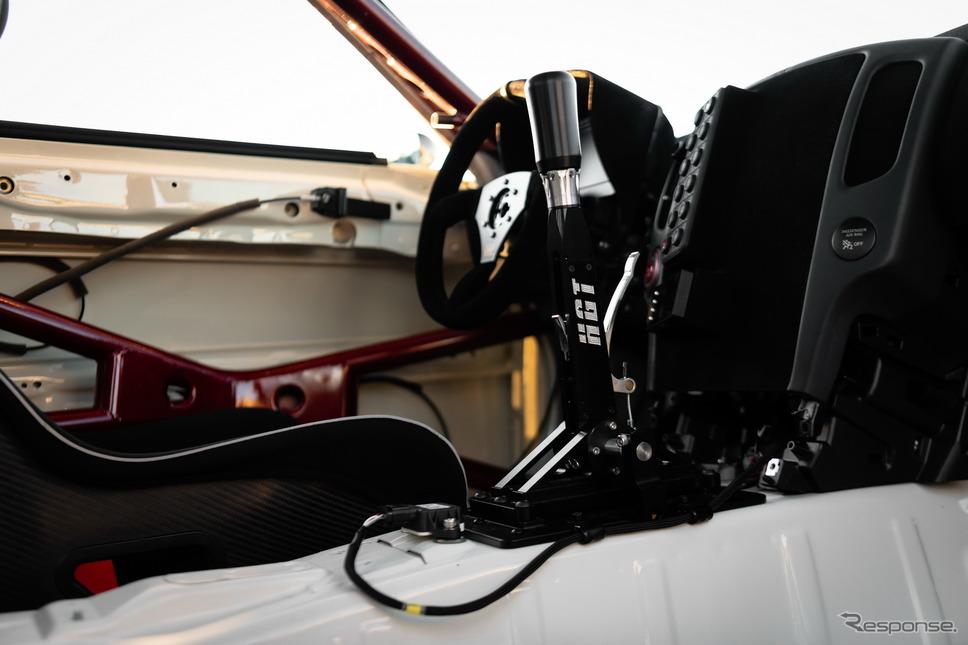 日産 グローバルタイムアタック TT 370Z《photo by Nissan》