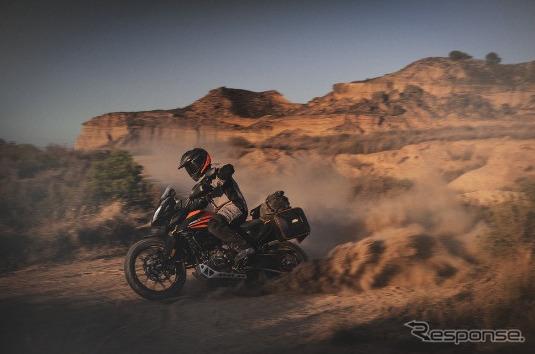 KTM 390アドベンチャー《画像:KTMジャパン》